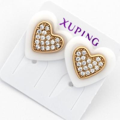 Серьги Xuping 750