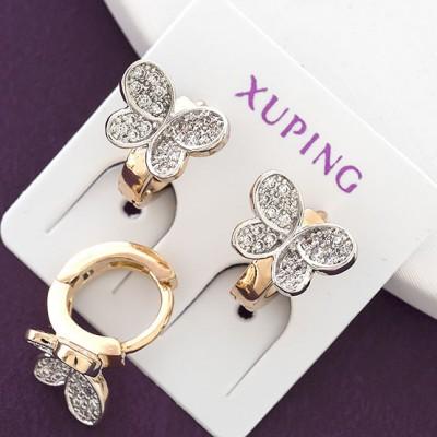 Серьги Xuping 540