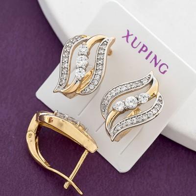 Серьги Xuping 04