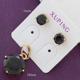 Серьги+Кулон Xuping 56