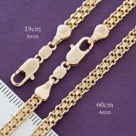 Цепь+браслет Xuping 0100