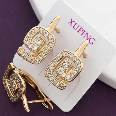 Серьги Xuping 140