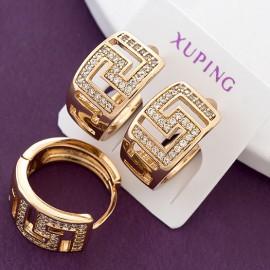 Серьги Xuping 33