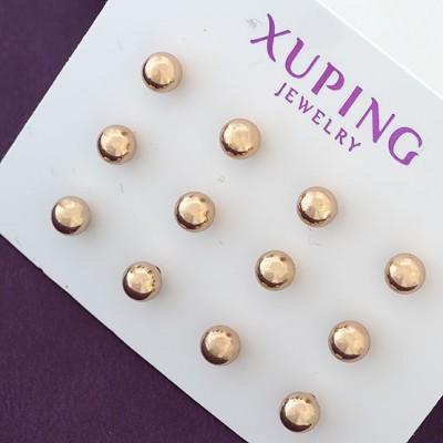 Серьги Xuping 838 6 пар