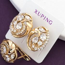 Серьги Xuping 07