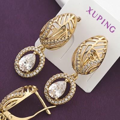 Серьги Xuping 465