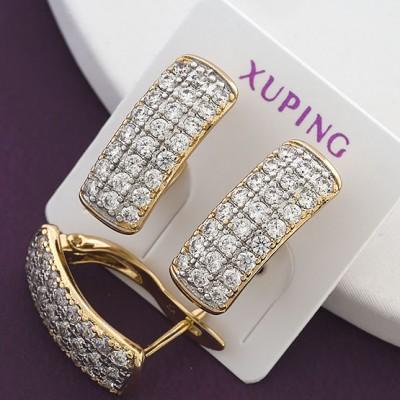 Серьги Xuping 102