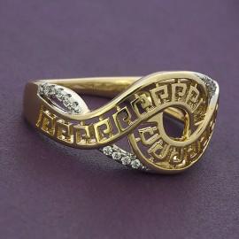 Кольцо Xuping 16