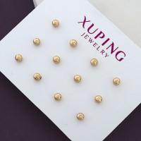 Серьги Xuping 839 6 пар
