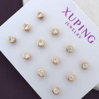 Серьги Xuping 832 6 пар