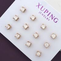 Серьги Xuping 833 6 пар