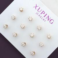 Серьги Xuping 837 6 пар