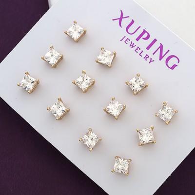 Серьги Xuping 848 6 пар