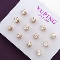 Серьги Xuping 843 6 пар