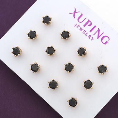 Серьги Xuping 844 6 пар