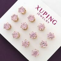 Серьги Xuping 851 6 пар