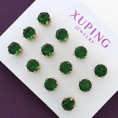 Серьги Xuping 855 6 пар