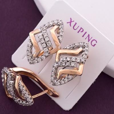 Серьги Xuping 12