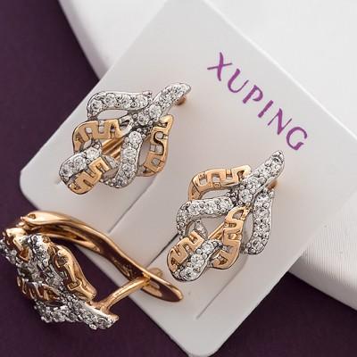 Серьги Xuping 169
