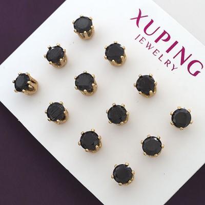 Серьги Xuping 857 6 пар