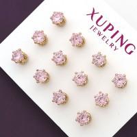 Серьги Xuping 858 6 пар