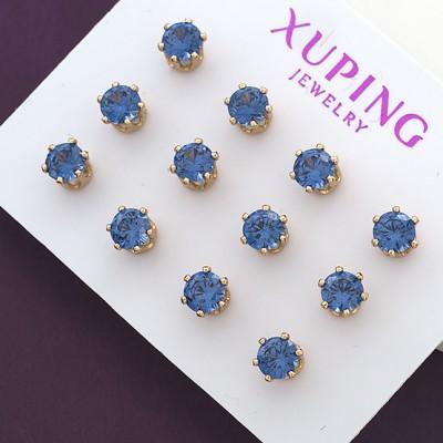Серьги Xuping 859 6 пар