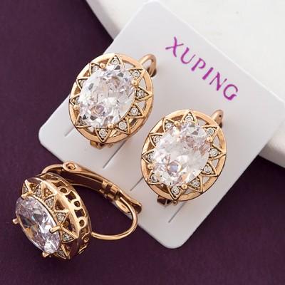 Серьги Xuping 240