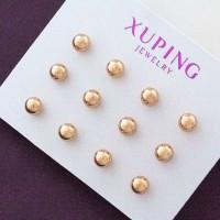 Серьги Xuping 821 6 пар