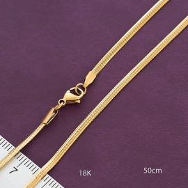 Цепь сталь Xuping 05