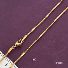 Цепь сталь Xuping 10