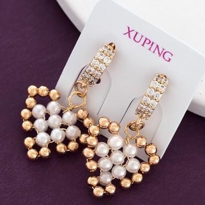 Серьги Xuping 401