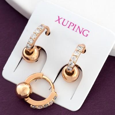 Серьги Xuping 249