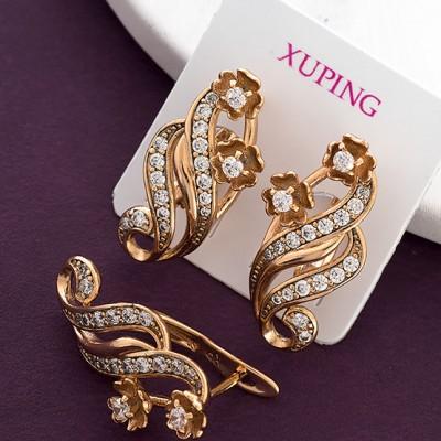 Серьги Xuping 489