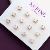 Серьги Xuping 829 6 пар