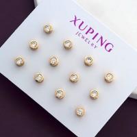 Серьги Xuping 834 6 пар