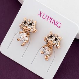 Серьги Xuping 167