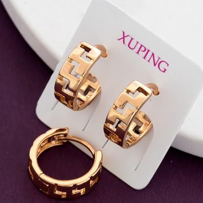 Серьги Xuping 18