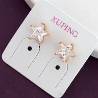 Серьги Xuping 156
