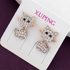 Серьги Xuping 243