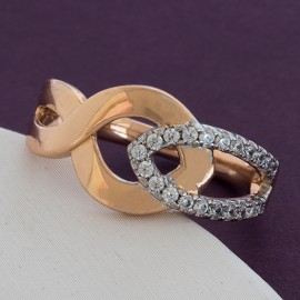 Кольцо Xuping 75