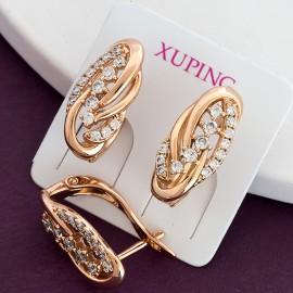 Серьги Xuping 10