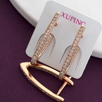 Серьги Xuping 63