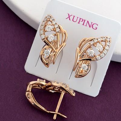 Серьги Xuping 126
