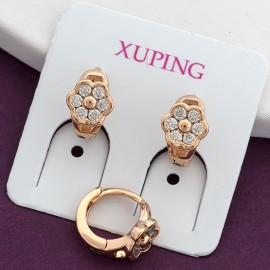 Серьги Xuping 116