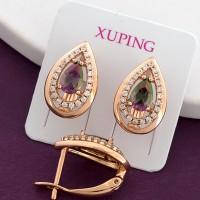 Серьги Xuping 316