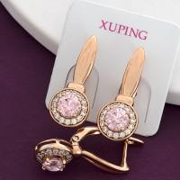 Серьги Xuping 407