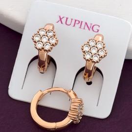 Серьги Xuping 41