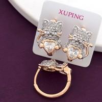 Серьги Xuping 136