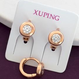 Серьги Xuping 118