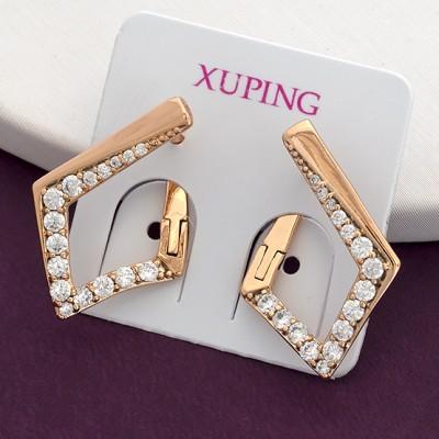 Серьги Xuping 88
